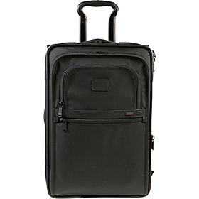 Alpha International Wheeled Office 20'' Black