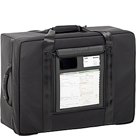 Air Case Extra-Large Multi Purpose Attache Black