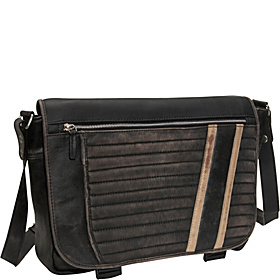 Messenger Brief Black