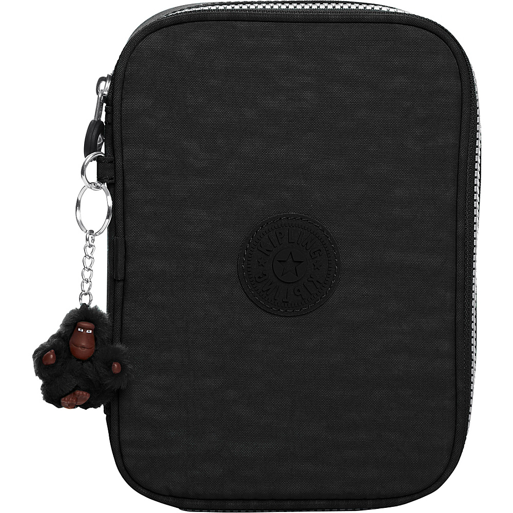 Kipling 100 Pens Pencil Case - Black - Work Bags & Briefcases, Business Accessories