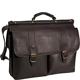 Dowel Laptop Briefcase Cafe