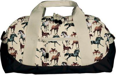 Wildkin Horse Dreams Duffel Bag - Horse Dreams