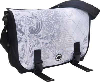 DadGear Messenger Bag Graphics - Ancient Argyle