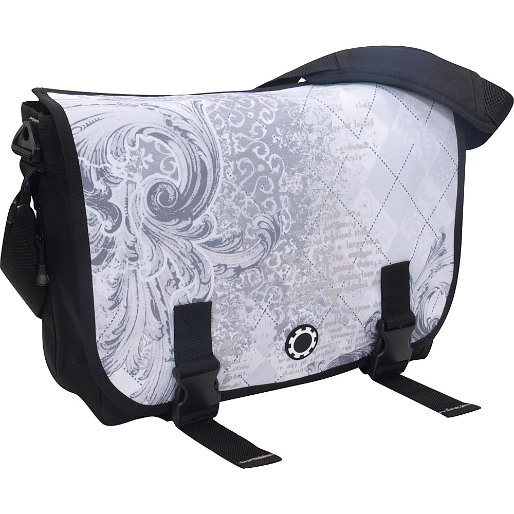 DadGear Messenger Bag Graphics - Ancient Argyle - Handbags, Diaper Bags & Accessories