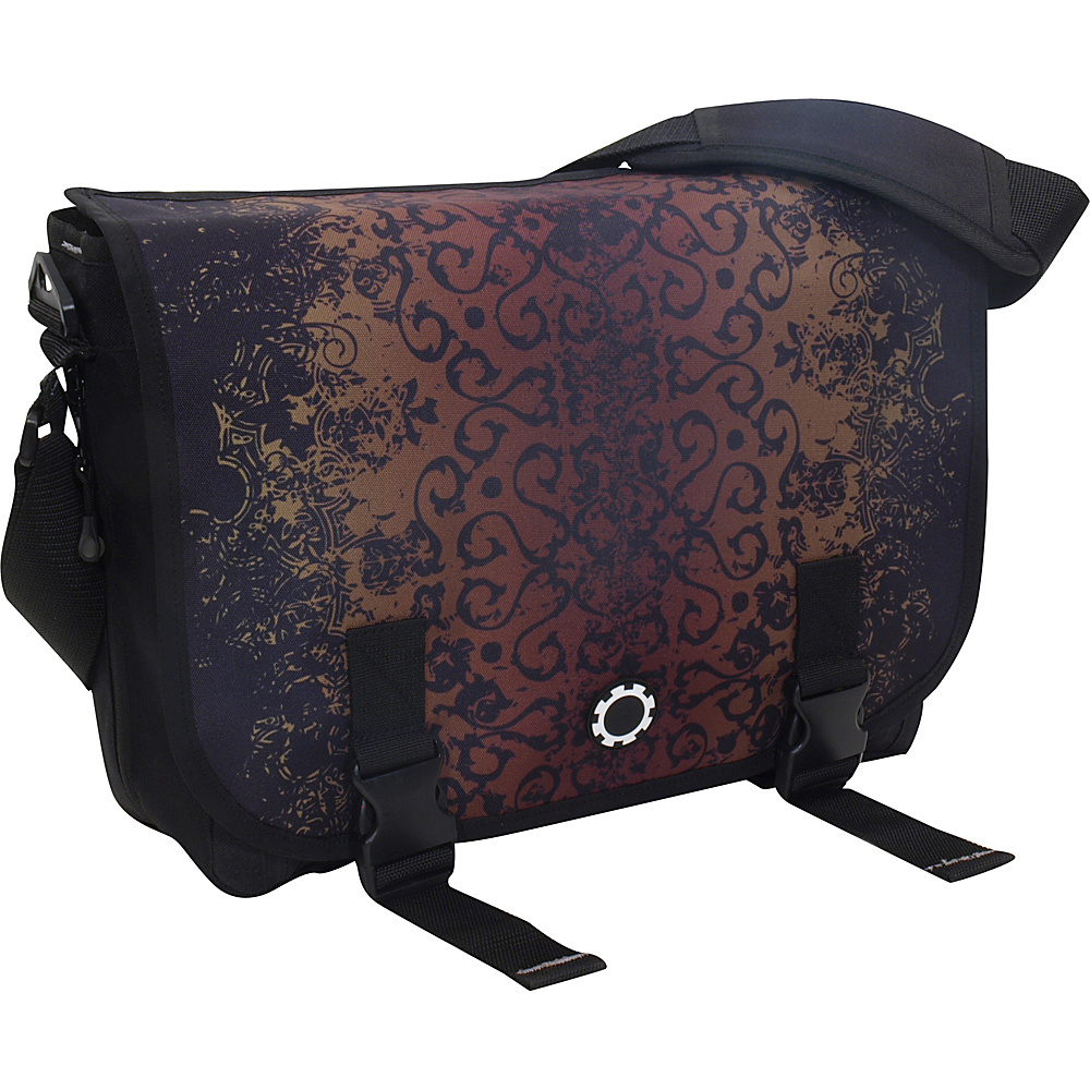 DadGear Messenger Bag Graphics - Crimson Iron - Handbags, Diaper Bags & Accessories