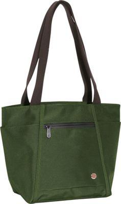 TOKEN Brighton Tote [S] Olive - TOKEN Fabric Handbags
