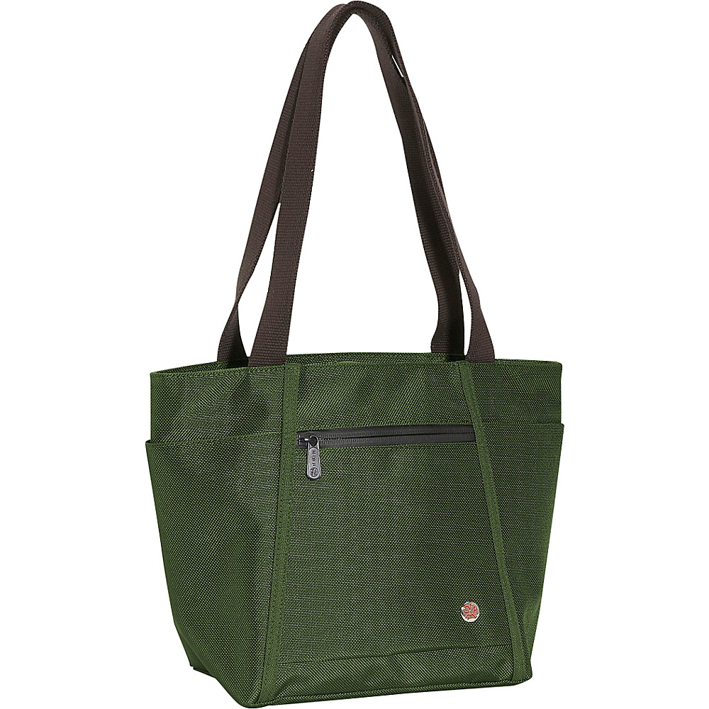 TOKEN Brighton Tote [S] Olive - TOKEN Fabric Handbags