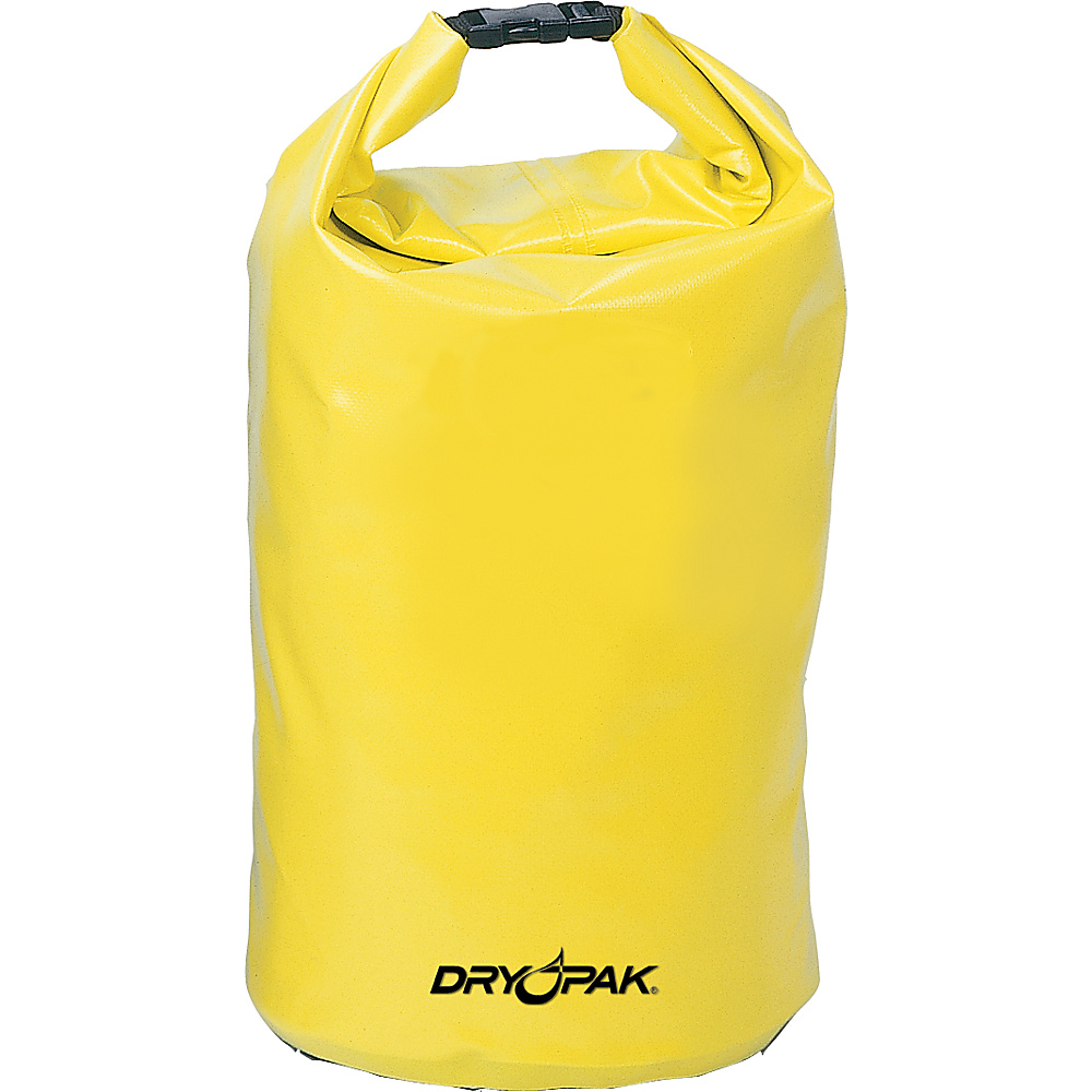 Dry Pak Roll Top Dry Gear Bag 12.5 x 28 Yellow