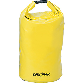 Roll Top Dry Gear Bag (12.5'' x 28'') - Yellow As Shown