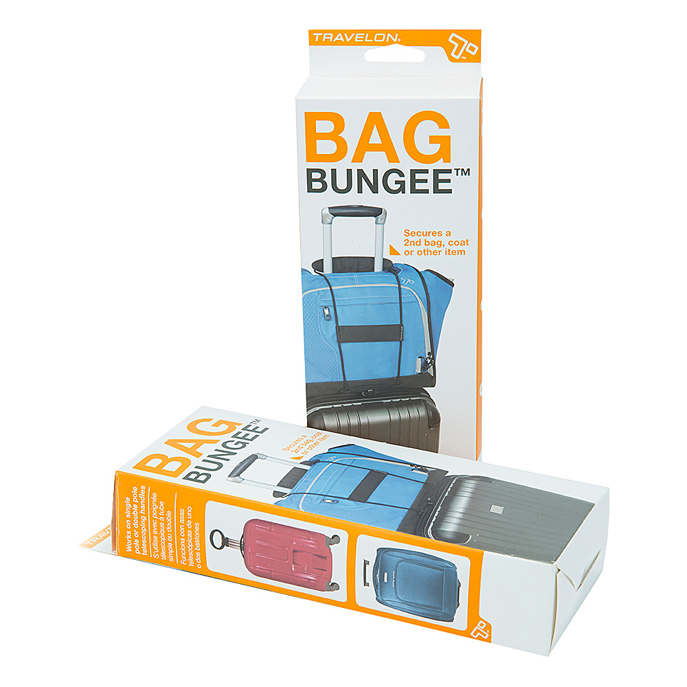 Travelon The Bag Bungee - Black - Travel Accessories, Luggage Accessories
