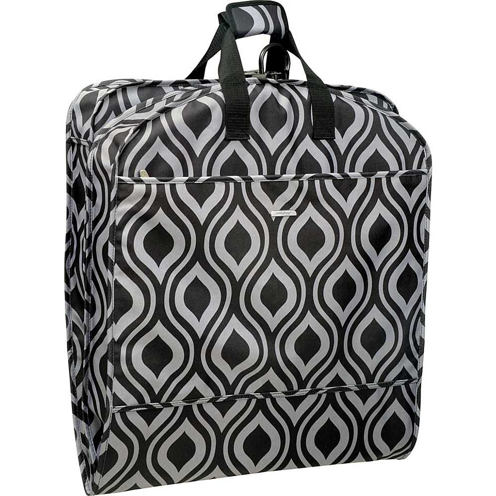 Wally Bags 52 Dress Bag w Two Pockets Ogee Wally Bags Garment Bags