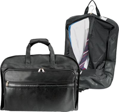 U.S. Traveler U.S. Traveler Koskin Leather Carry-On Garment Bag