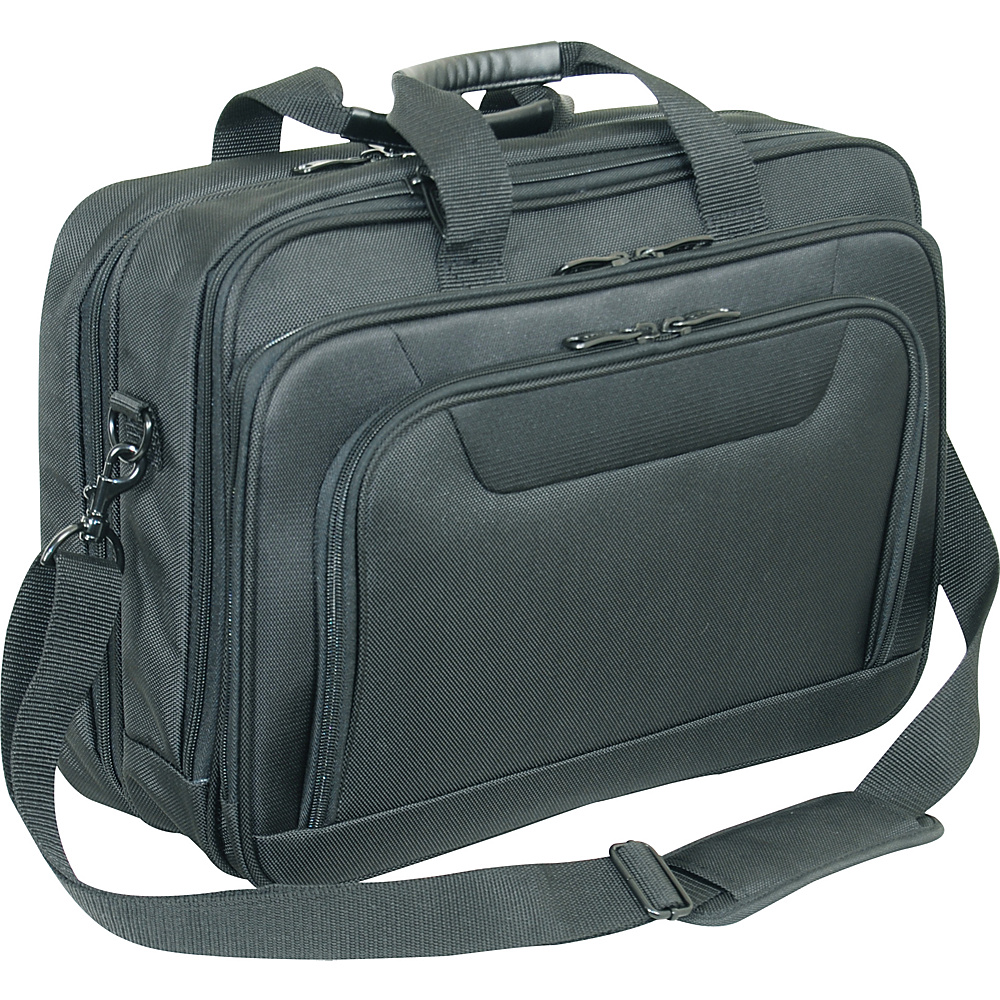 Netpack Check Point Friendly Deluxe Computer Case - Work Bags & Briefcases, Non-Wheeled Business Cases