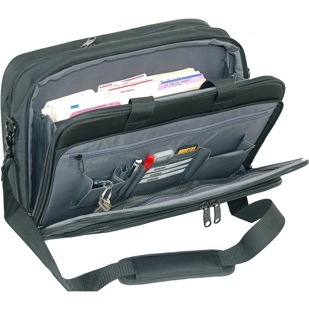 Wheeled Computer Case For Business Travel Light Weight