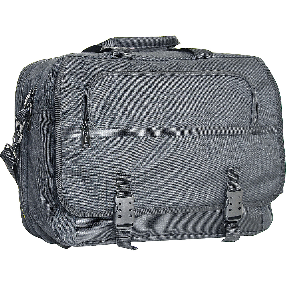 Netpack Checkpoint Friendly Computer Bag - Black - Work Bags & Briefcases, Non-Wheeled Business Cases