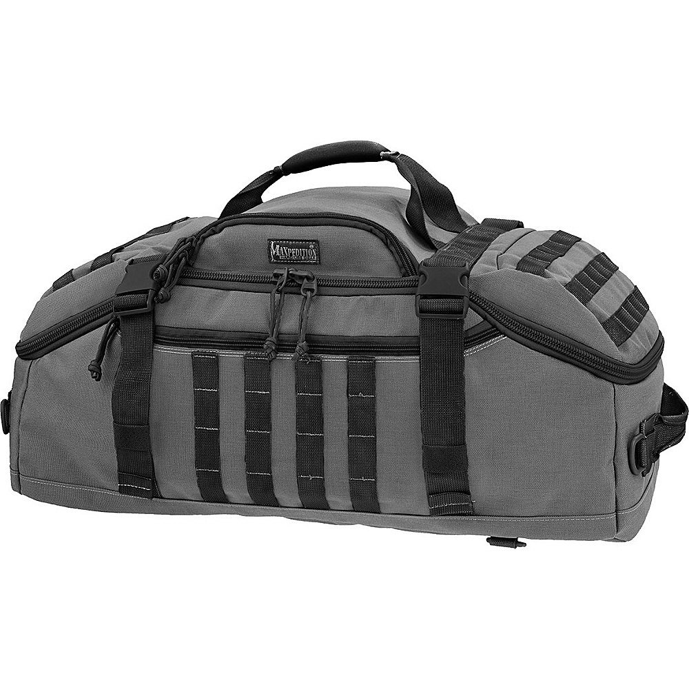 Maxpedition Dopel Duffel Wolf Gray Maxpedition Outdoor Duffels