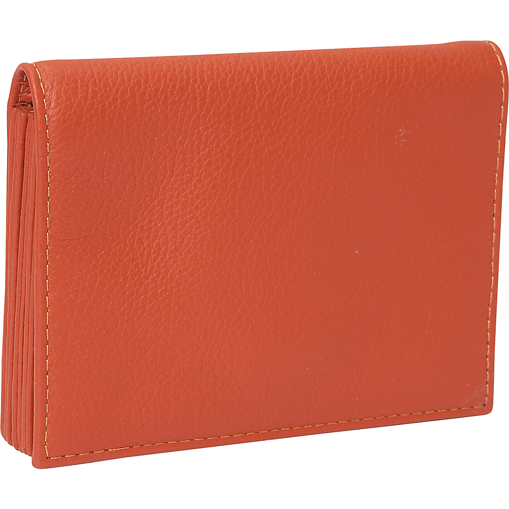 J. P. Ourse Cie. Accordion Case Wallet Curry