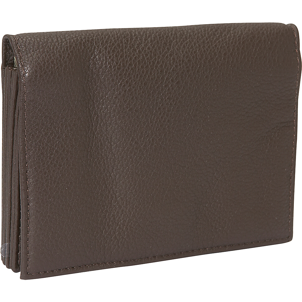 J. P. Ourse & Cie. Accordion Case Wallet - Java - Women's SLG, Women's Wallets
