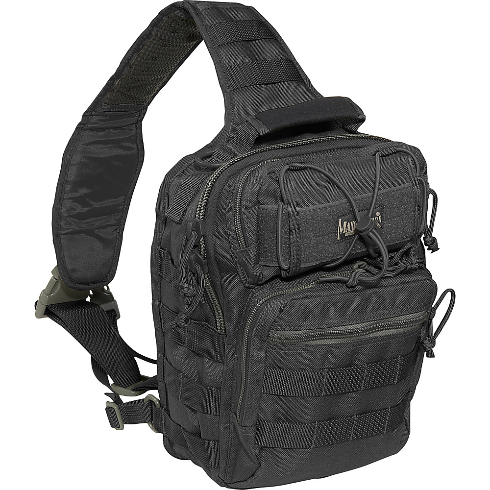 Maxpedition LUNADA GEARSLINGER - Black - Outdoor, Backpacking Packs