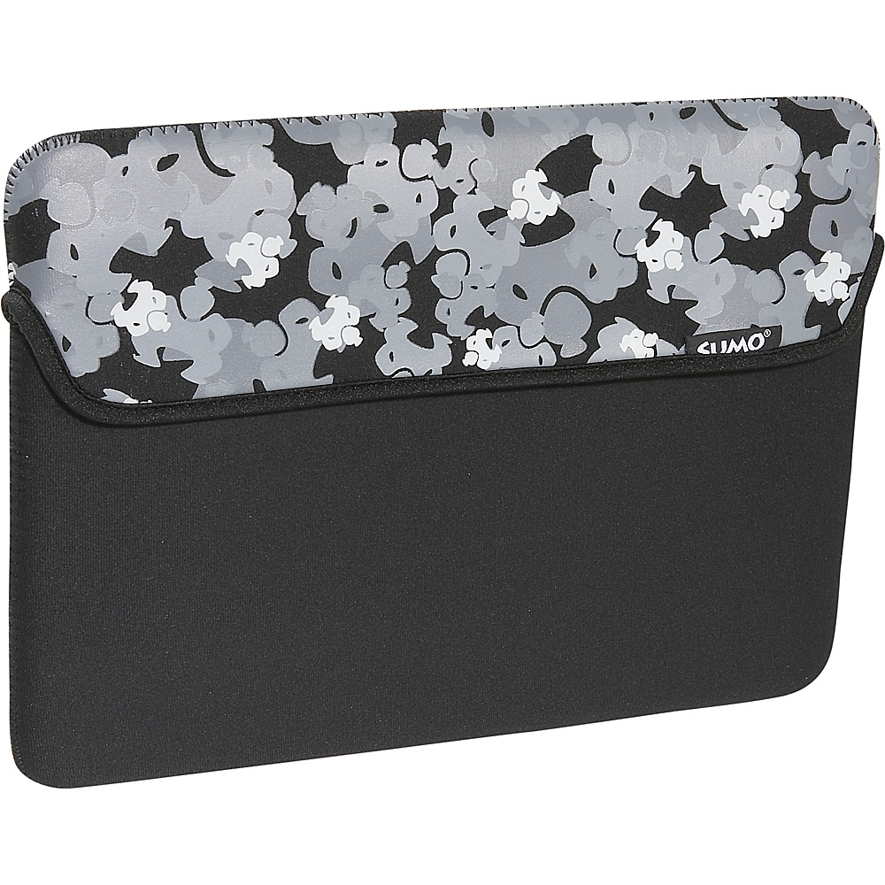 Sumo 10 Camo NetBook Sleeve Black
