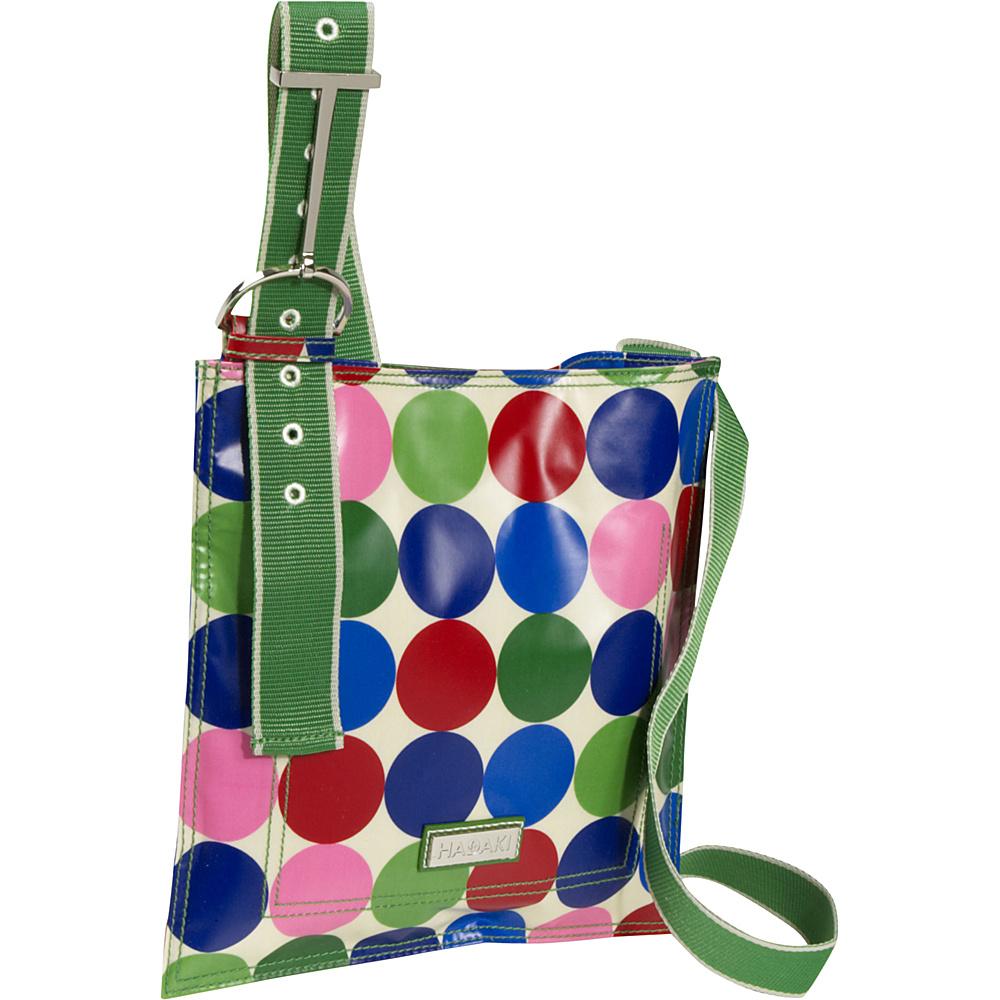 Hadaki Printed Scoop Sling - Cross Body - Handbags, Fabric Handbags