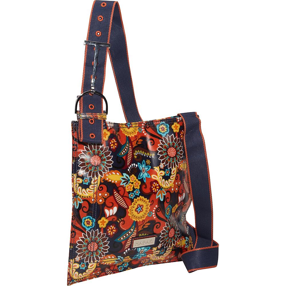 Hadaki Printed Scoop Sling Arabesque - Hadaki Fabric Handbags - Handbags, Fabric Handbags