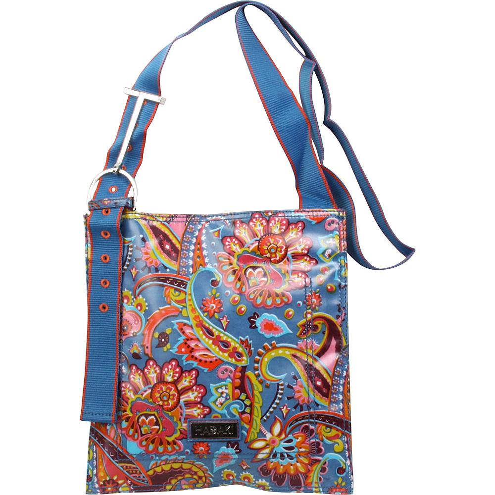 Hadaki Printed Scoop Sling Cassandra Paisley - Hadaki Fabric Handbags - Handbags, Fabric Handbags