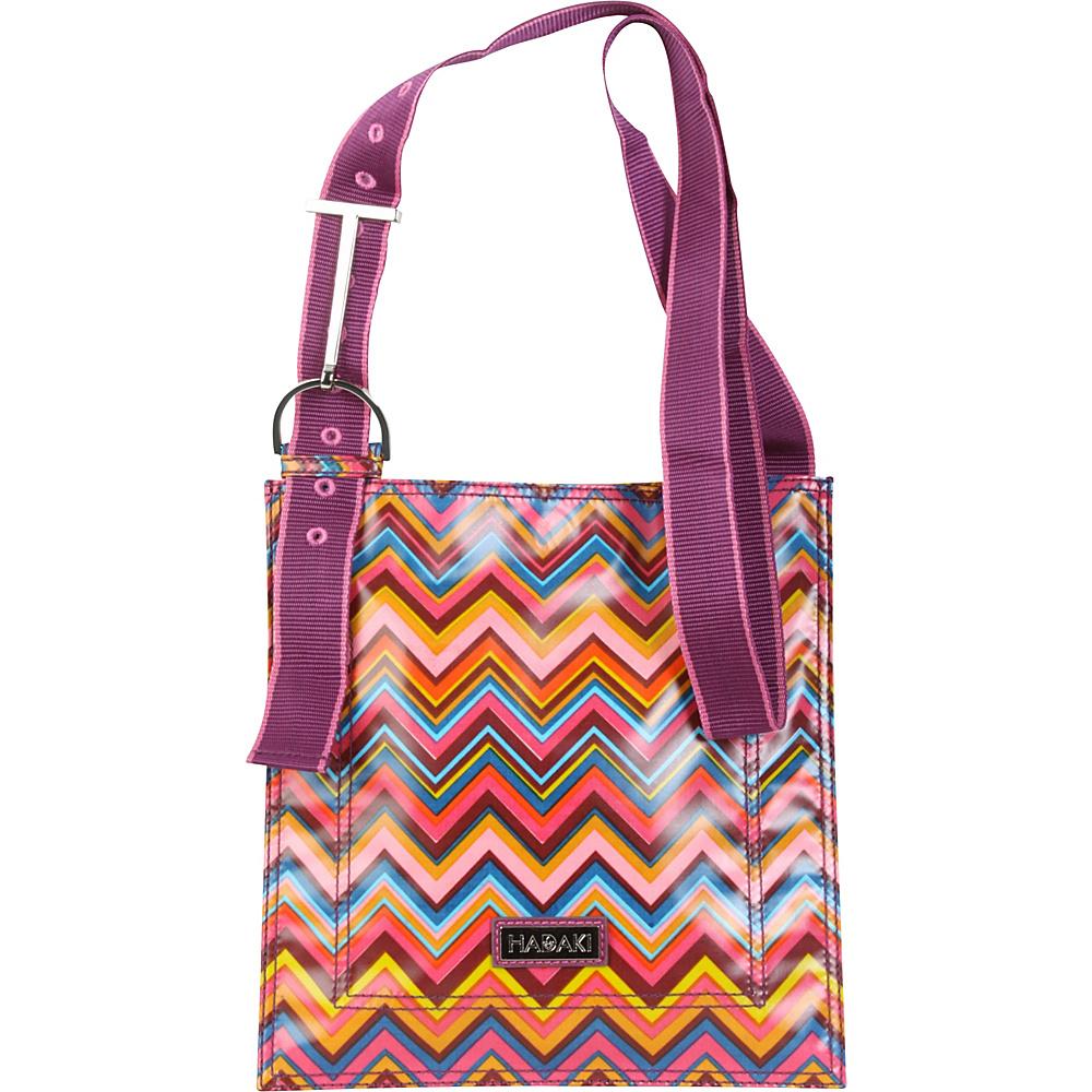 Hadaki Printed Scoop Sling Cassandra ZigZag - Hadaki Fabric Handbags - Handbags, Fabric Handbags