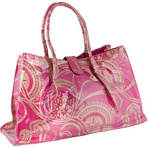Jesselli Couture Large Paisley Travel Tote