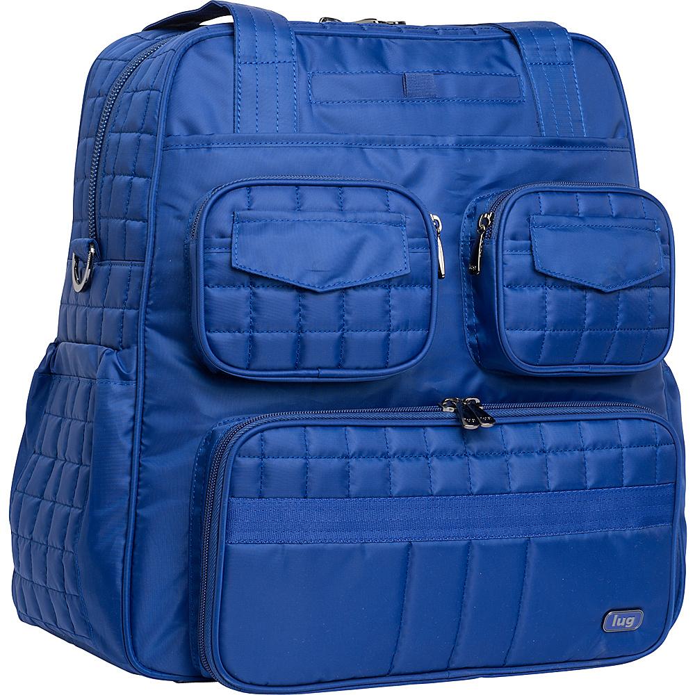 Lug Puddle Jumper Overnight/Gym Bag Cobalt Blue - Lug Travel Duffels
