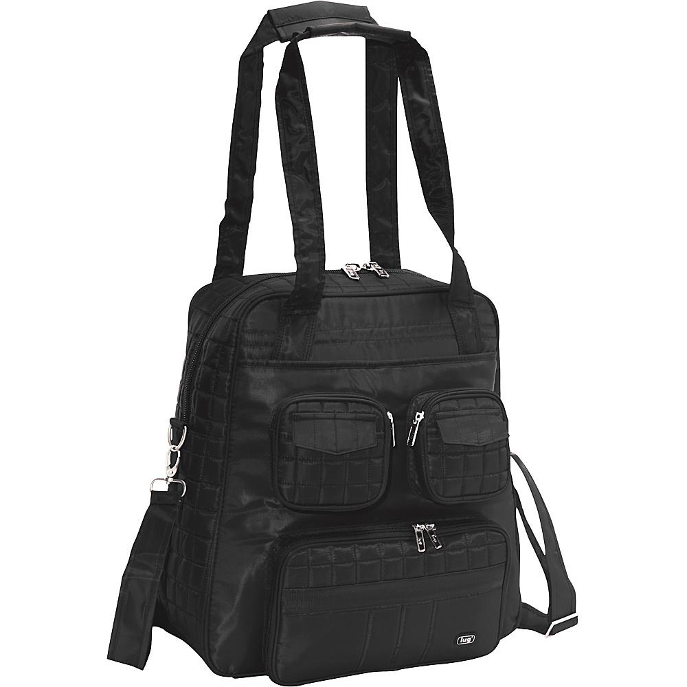Gym Bag Briefcase: Lug Puddle Jumper Overnight/Gym Bag 7 Colors Travel Duffel