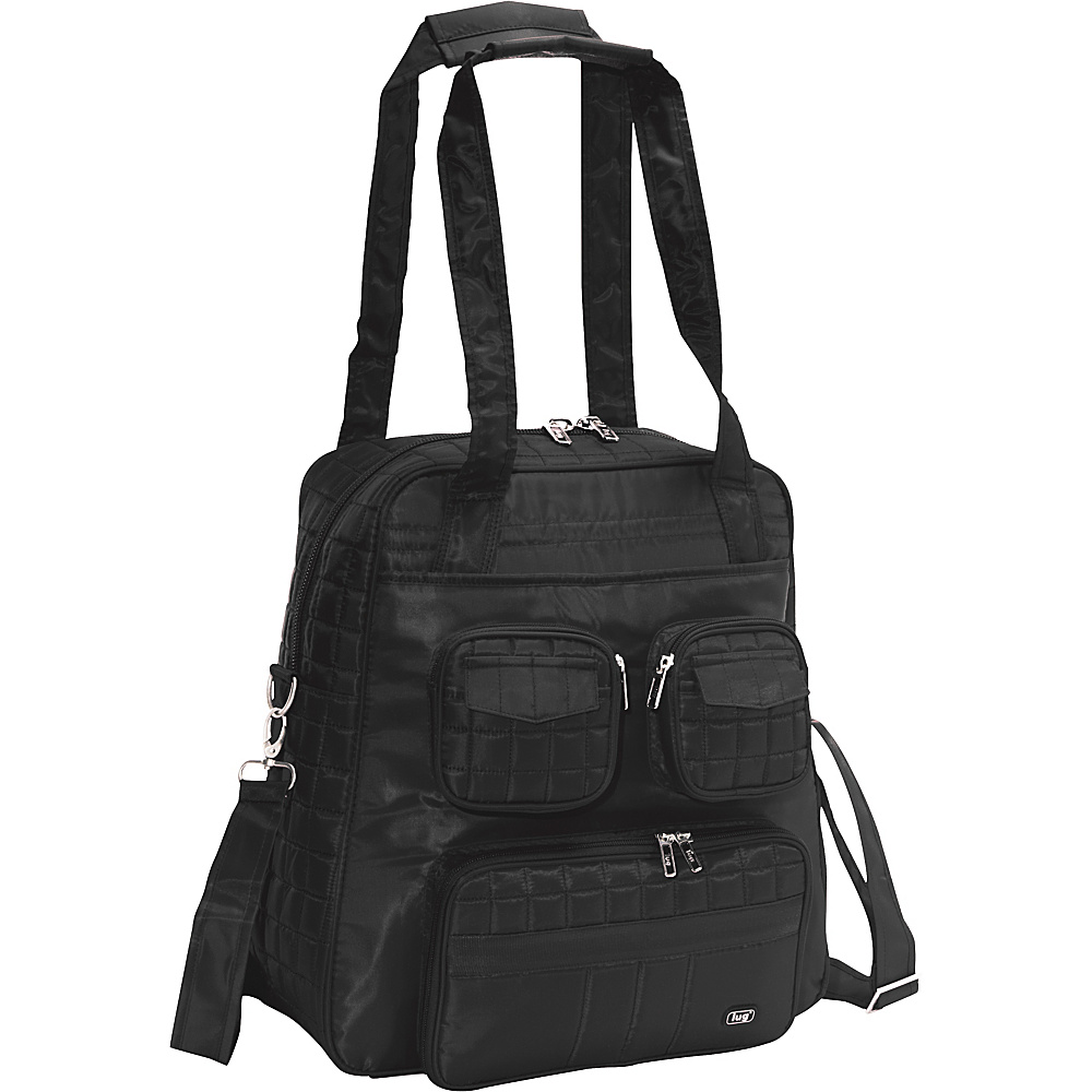 Lug Life Puddle Jumper Overnight/Gym Bag - Midnight