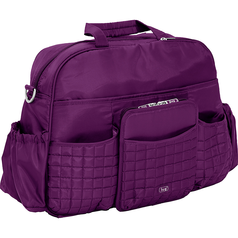 Lug Life Tuk Tuk Carry all Plum