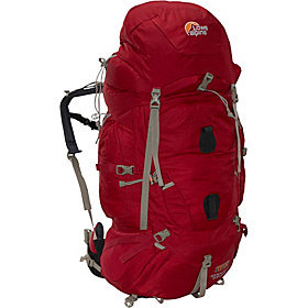 TFX Makalu 65:85 Pepper Red/Chilli Red