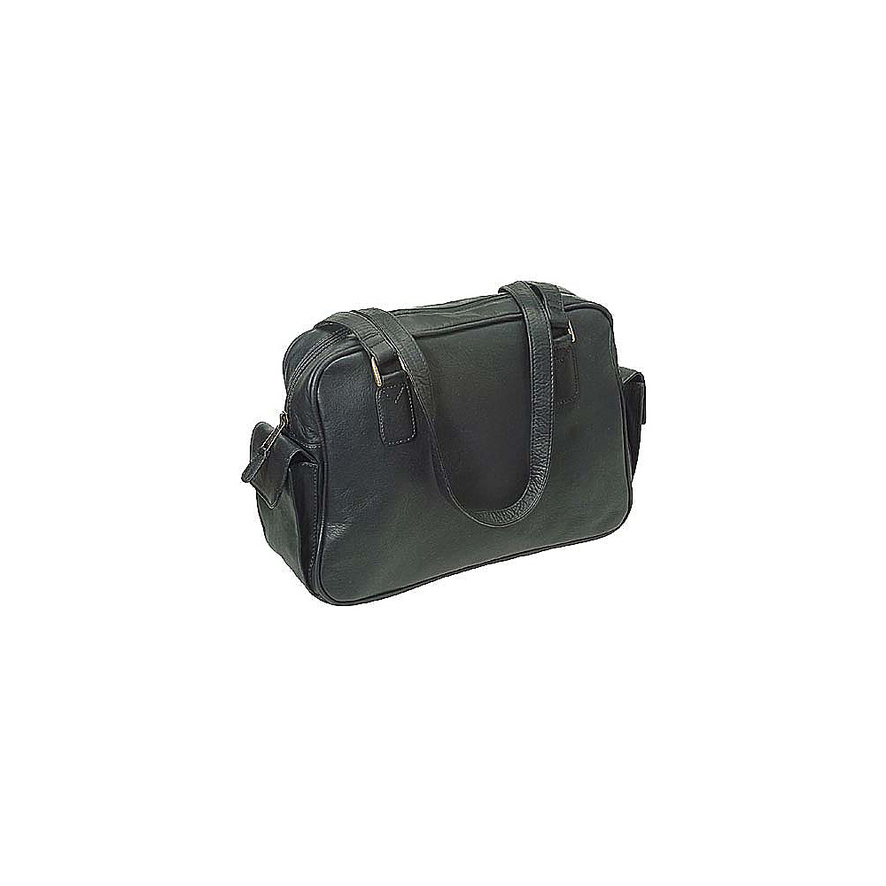 Clava Cell Phone Handbag - Vachetta Black