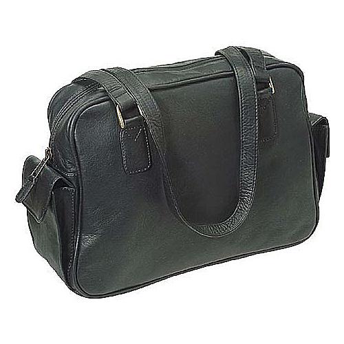 Clava Cell Phone Handbag - Vachetta Black
