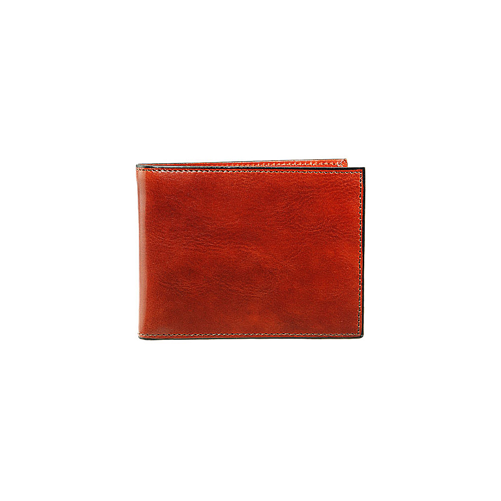 Bosca Old Leather 8 Pocket Executive Wallet Cognac
