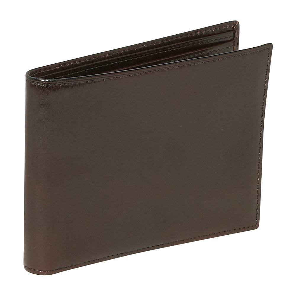Bosca Old Leather 8 Pocket Executive Wallet - Dark - Work Bags & Briefcases, Men's Wallets