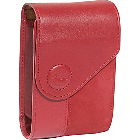 Napoli 30 Camera Case Red