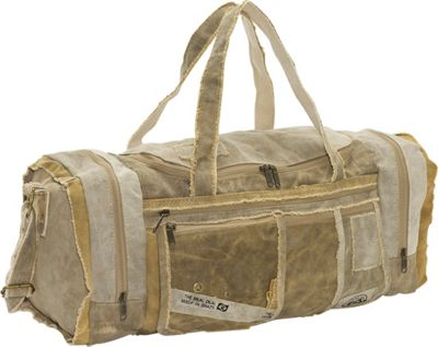 The Real Deal Recife Duffle Bag - Canvas