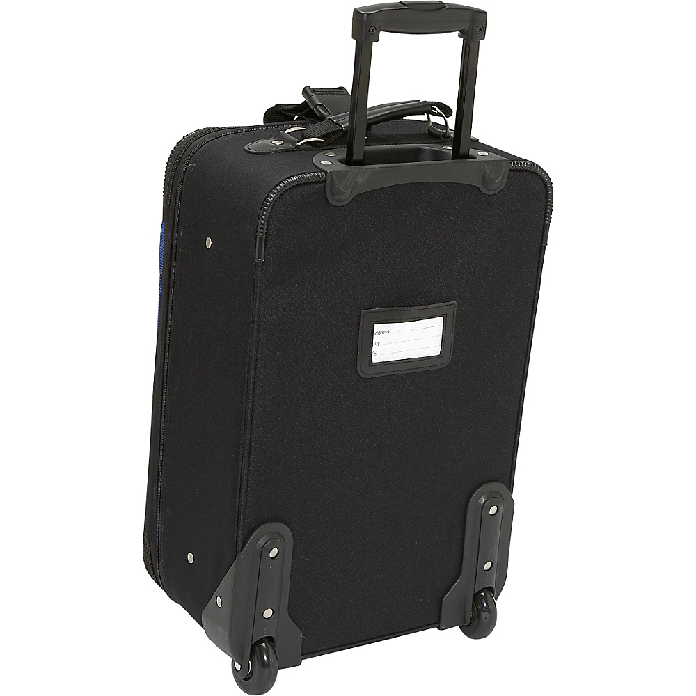 U.S. Traveler New Yorker 4-Piece Luggage Set 4 Colors | eBay