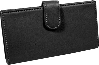Mundi Rio Checkbook Cover - Black
