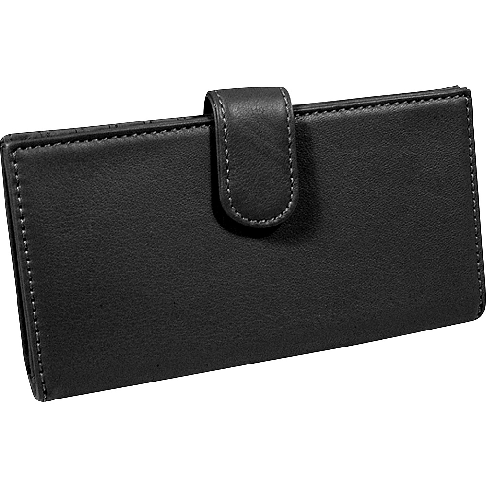 Mundi Rio Checkbook Cover Black