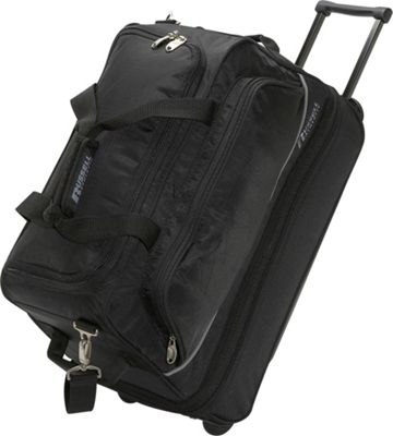 Russell Russell Triple Play 21 inch Wheeling Duffle - Black