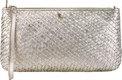 Elliott Lucca Lucca 3-Way Demi New Gold - Elliott Lucca Designer Handbags