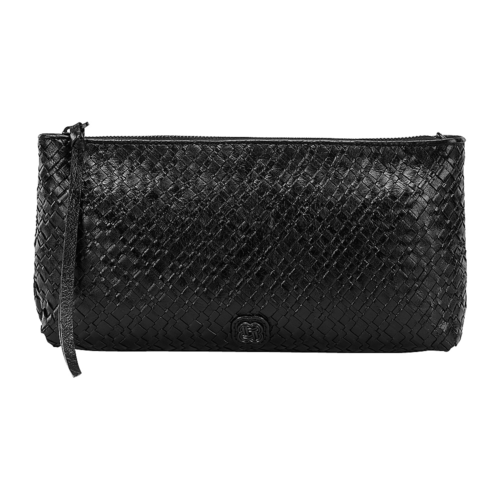 Elliott Lucca Lucca 3-Way Demi - Black Metallic - Handbags, Designer Handbags