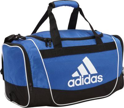 adidas Defender Duffel II - Small Bold Blue - adidas Gym Duffels