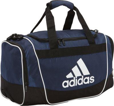 adidas Defender Duffel II - Small Collegiate Navy - adidas Gym Duffels