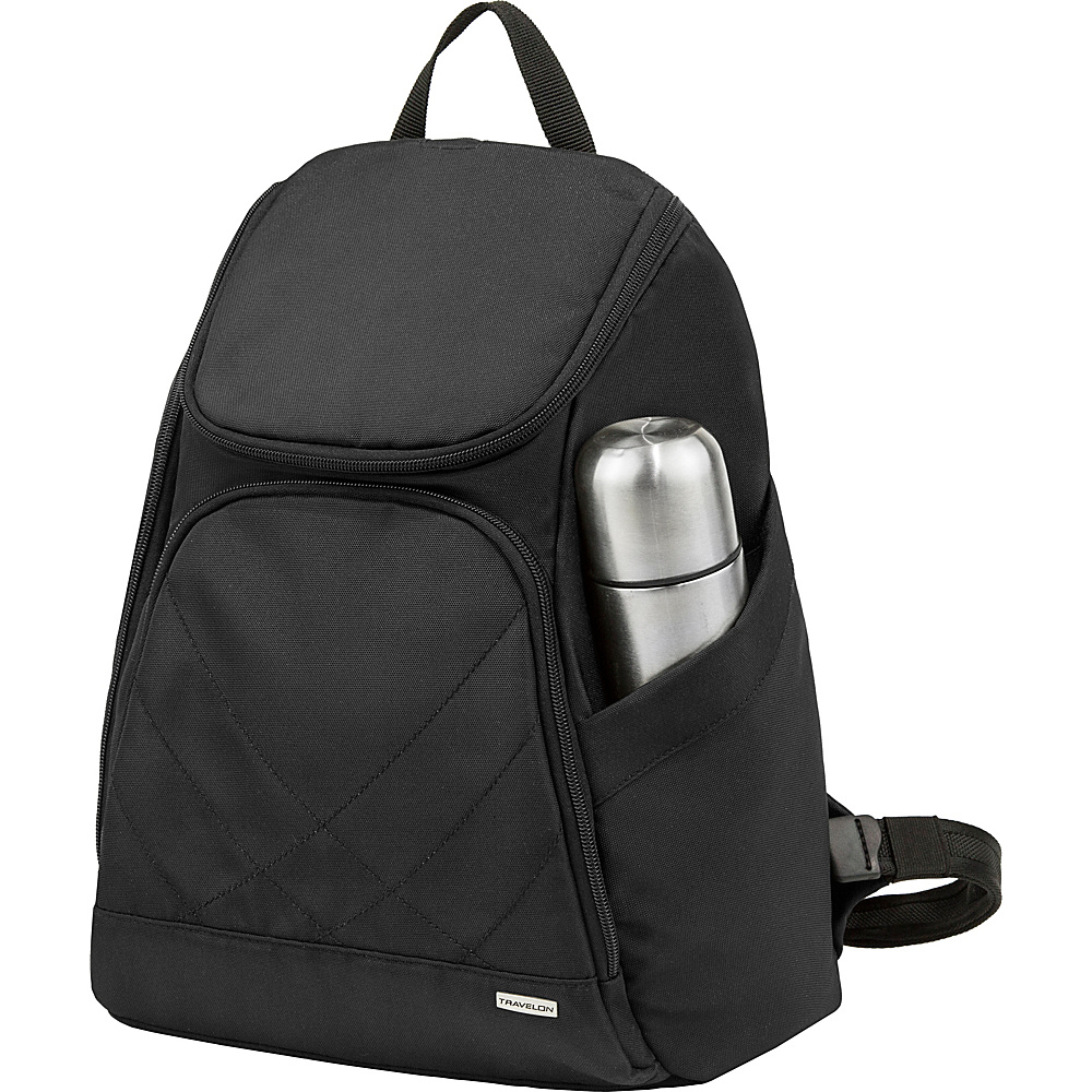 Travelon Anti Theft Backpack Black