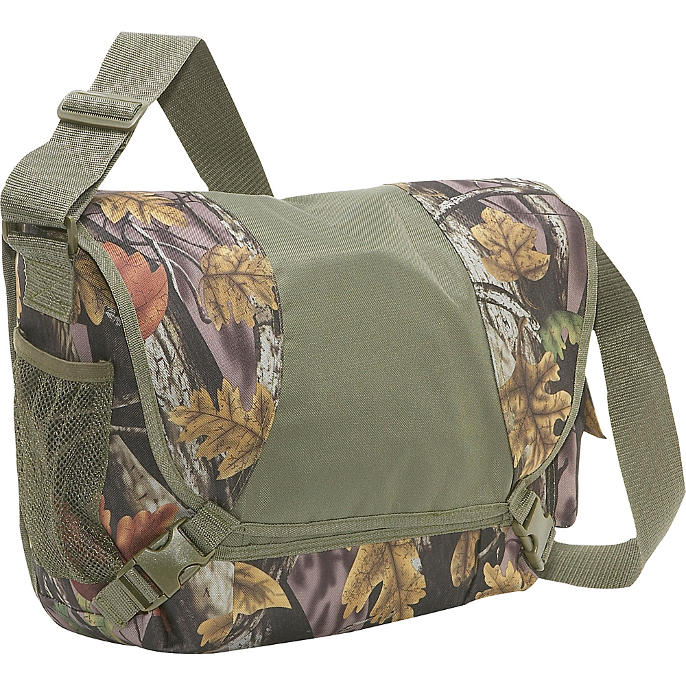 Bellino Camo Laptop Messenger - Camo - Work Bags & Briefcases, Messenger Bags